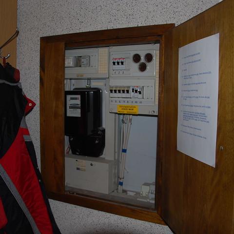 Stromkasten Inkl Zahler Umsetzen Finanzen Strom Stromzahler