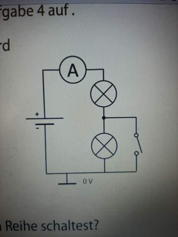 Stromkreis?