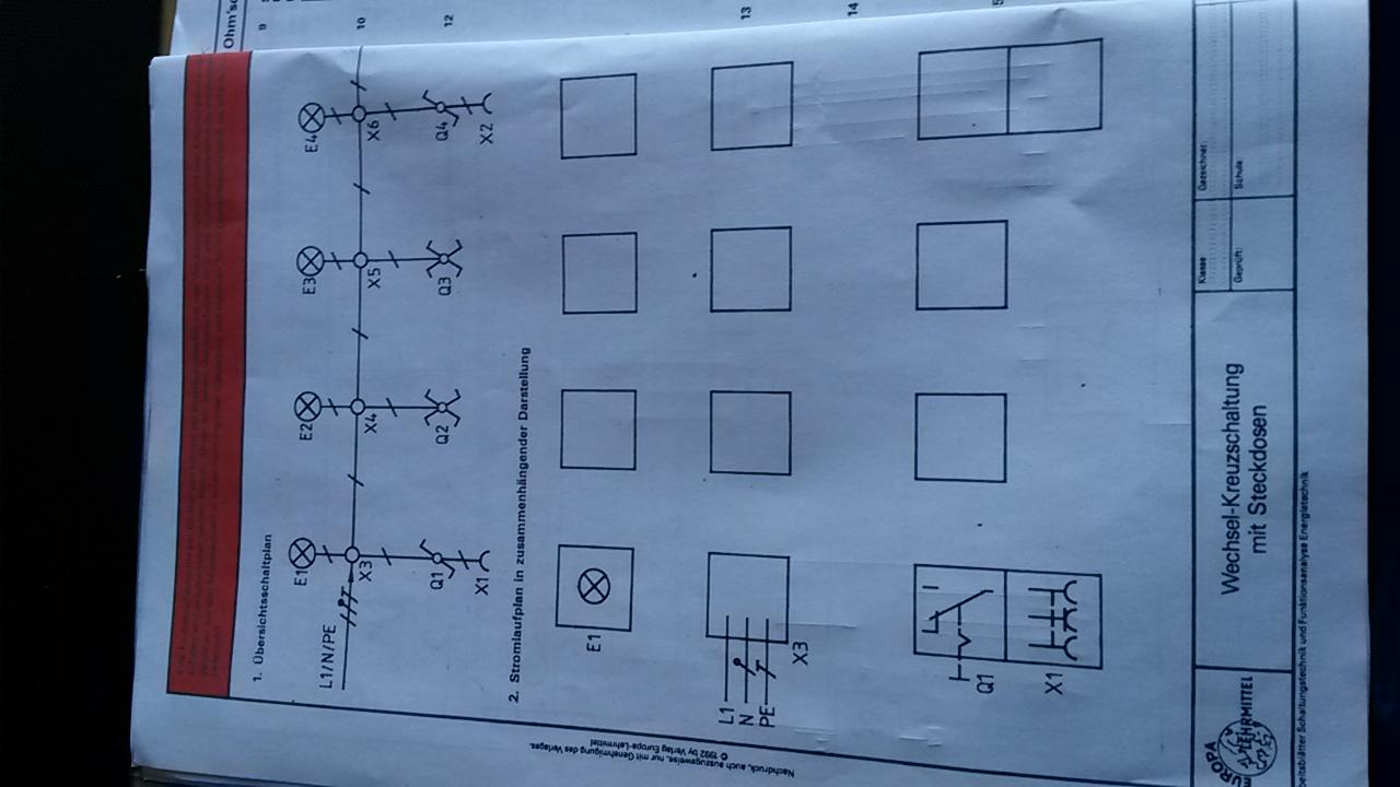 stromkreise zeichen ist das richtig oder falsch. Black Bedroom Furniture Sets. Home Design Ideas