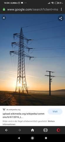 Strommast Freileitungsmast Gefährlich?