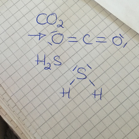 Strukturformel  - (Schule, Chemie)