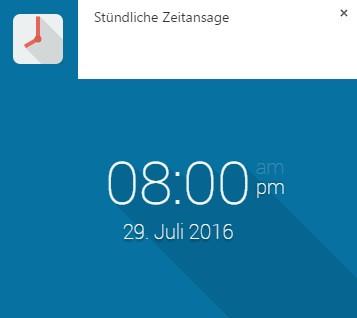 Windows 10 Zeitansage - (Computer, Microsoft, Windows 10)