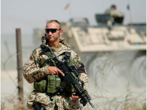 SO soller er aussehen - (Bundeswehr, BW, Feldanzug)