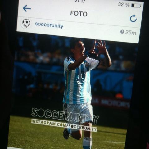 Aktuellstes Bild auf soccerunity  - (Fußball, instagram, Administrator)