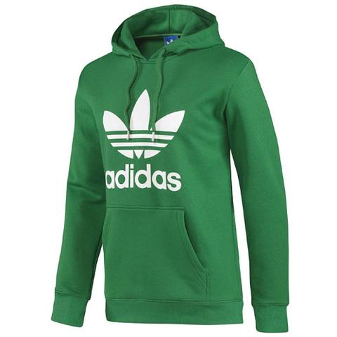pullover damen adidas grün