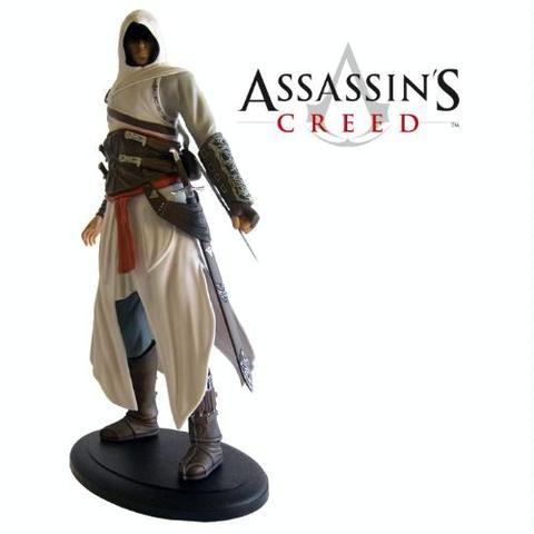 Altair-Figur - (Computerspiele, Assassins Creed, Sammlerfigur)
