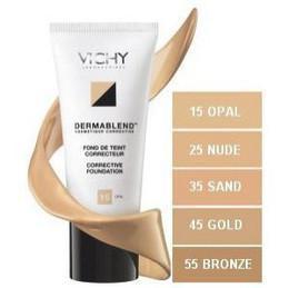 Vichy Dermablend Make Up - (Make-Up, Estee Lauder MaximumCover, Vichy Dermablend Makeup)