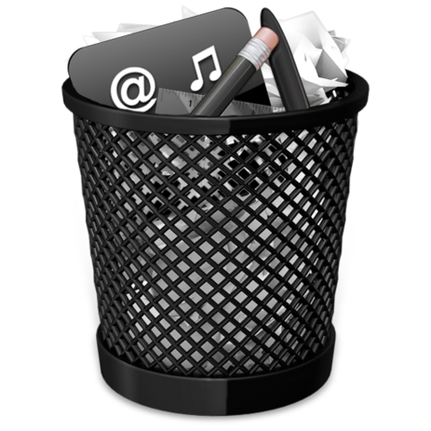 papierkorb icons