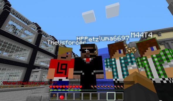 Suche Bodyguard Skin Für Minecraft Computer Spiele - Minecraft headset spielen