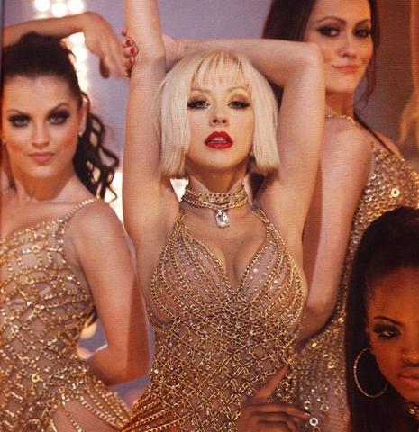 Suche Burlesque Kostüm wie von Christina Aguilera!