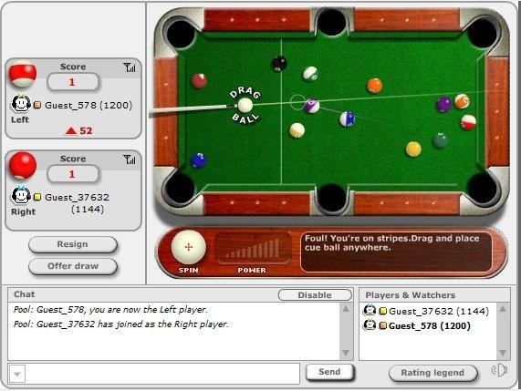 Spiele Pool