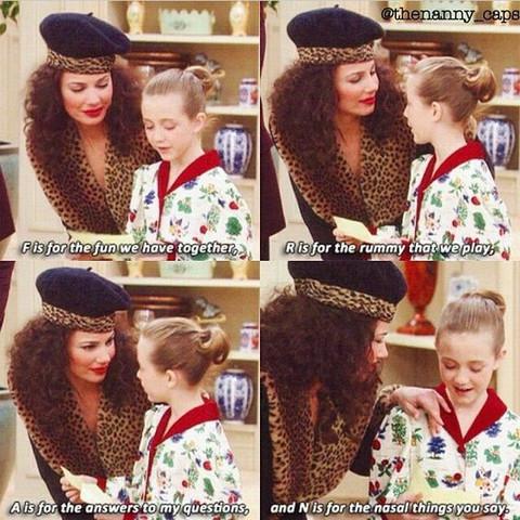 Suche diese Folge  - (TV-Serie, Die Nanny)