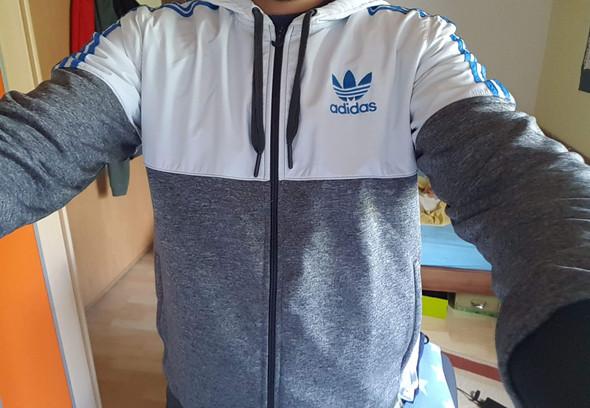 Adidas jacke - (Mode, adidas)