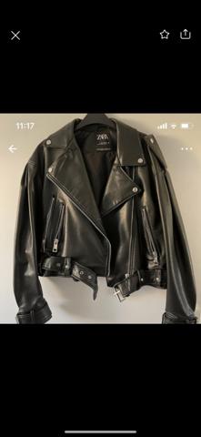 Suche diese Lederhacke von Zara egal ob gebraucht oder neu?