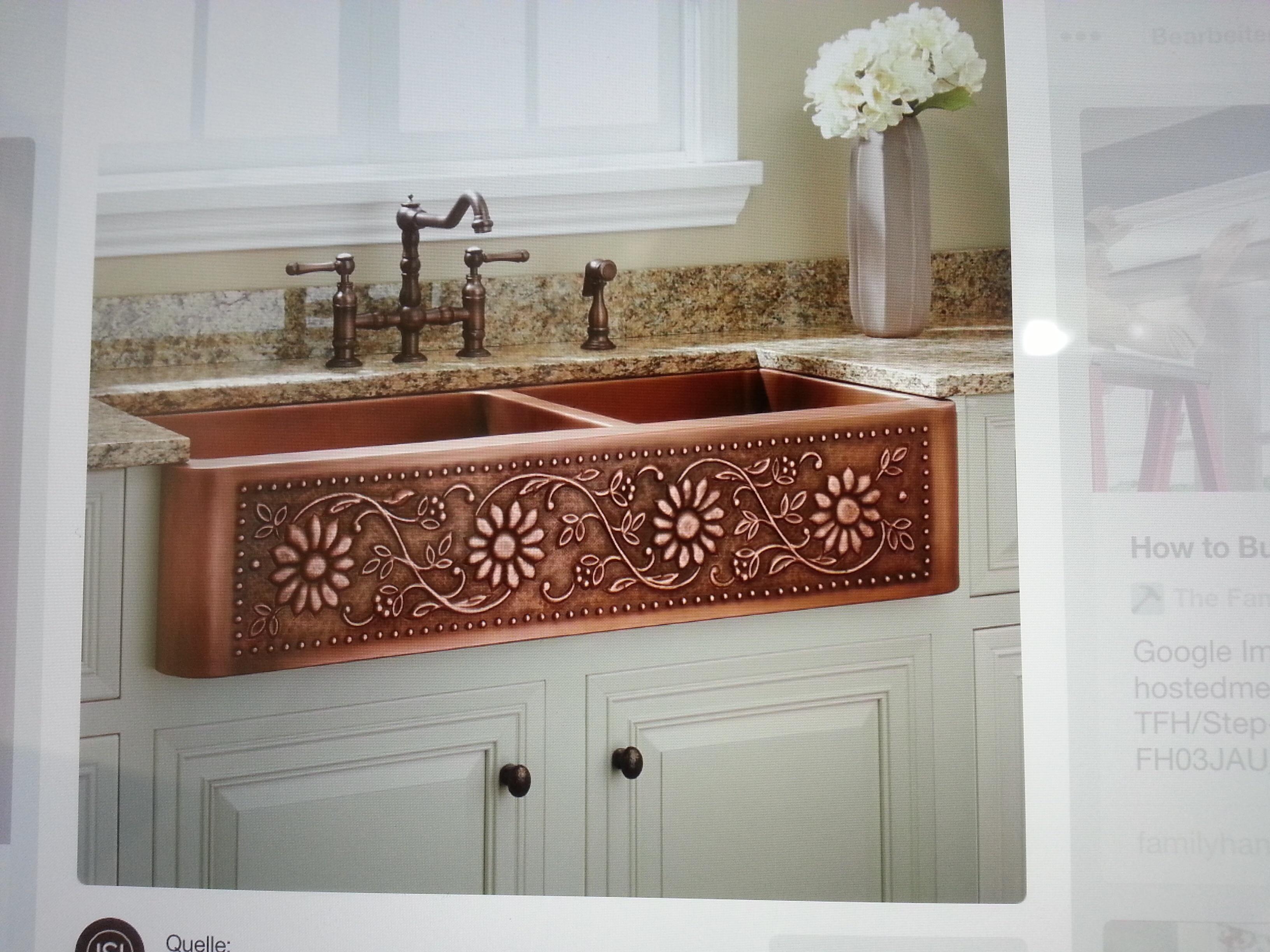 waschbecken f r k che. Black Bedroom Furniture Sets. Home Design Ideas