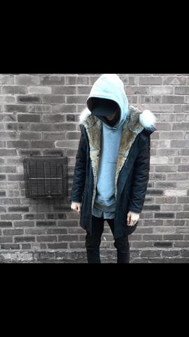 Hier - (Mode, Kleidung, Jacke)
