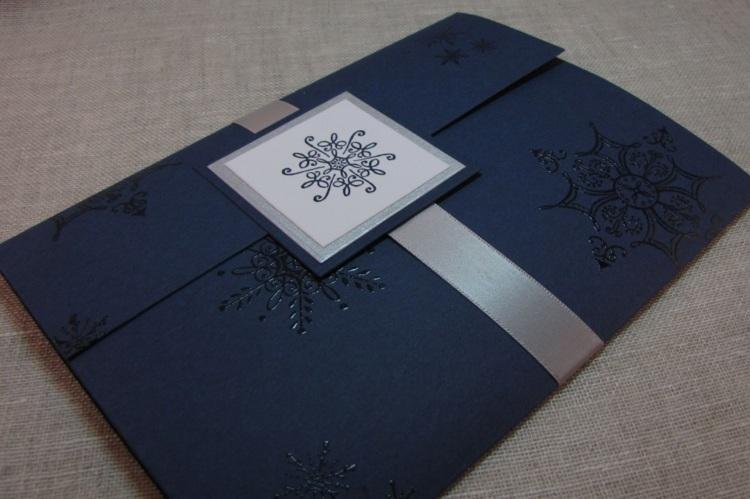 Suche Dingend Solche Einladungskarten Hochzeit Winter
