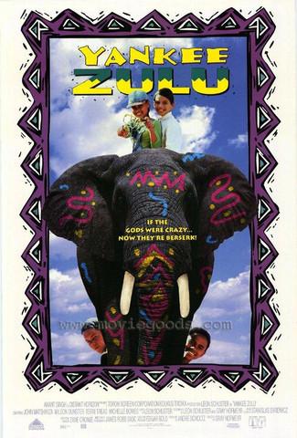 DVD Cover - (deutsch, DVD, Yankee Zulu)