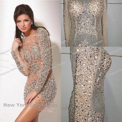 Suche ein bestimmtes Kleid ( halb glitzer halb haut ) (Mode ...