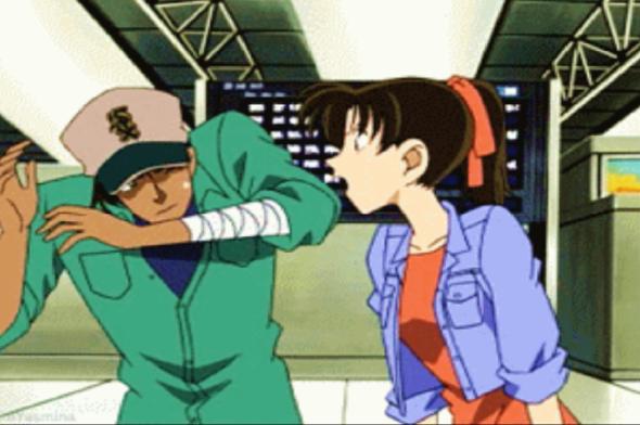 Bild 1 - (Folgen, Detektiv Conan, Yandere Simulator)