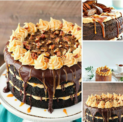 Torte  - (Name, Rezept, suche )