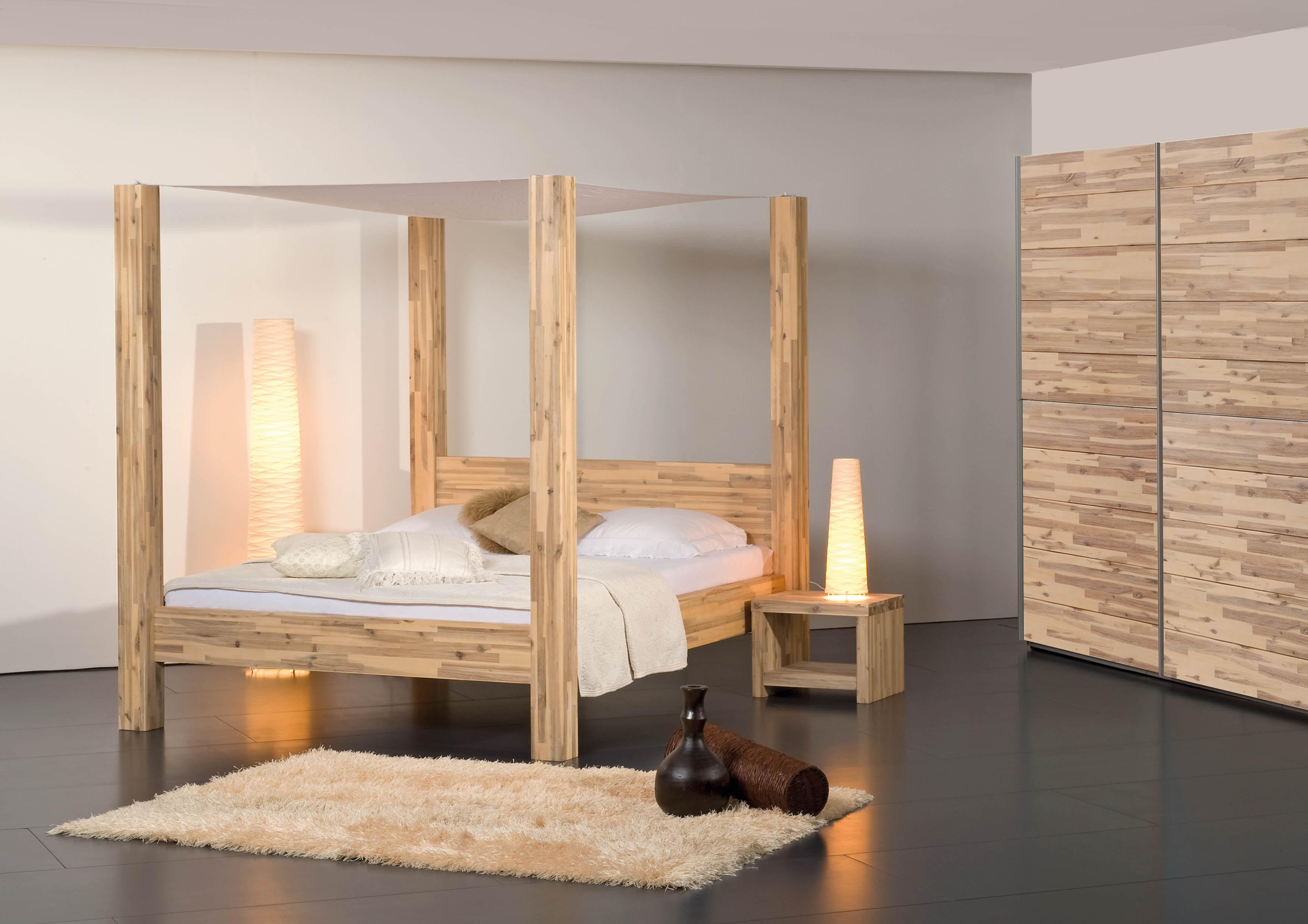 Himmelbett aus holz selber machen  Suche ein richtig schönes Himmelbett! (schlafen)