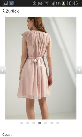 suche ein zart fließendes kleid mit schleife hinten! (cocktailkleid ...