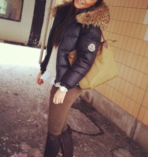 Winterjacke Moncler