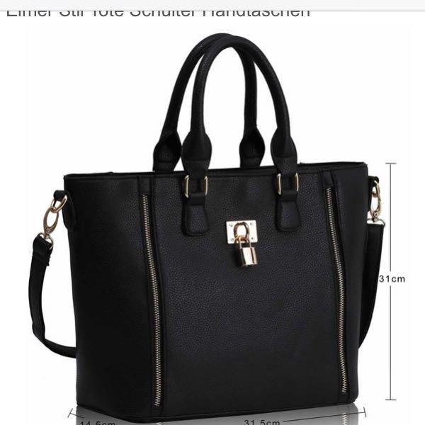 Große Taschen Für Die Schule H&M