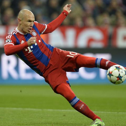 Robben - (Sport, Fußball, adidas)