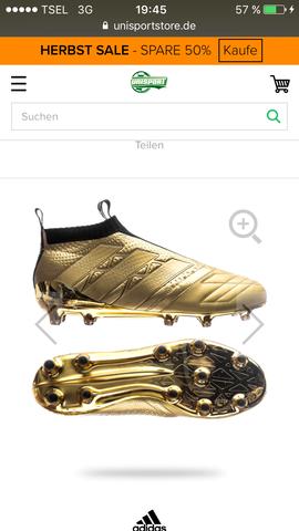 Fussballschuhe - (Sport, Fußball, Schuhe)