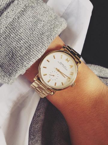 Marc Jacobs Uhr - (Mode, Schmuck, Uhr)