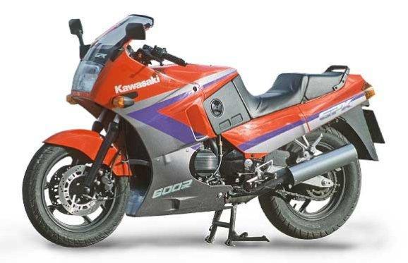 Kawasaki Ninja Gpx R Fairing