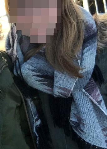 Das ist der Schal - (Mode, Klamotten, Online-Shopping)