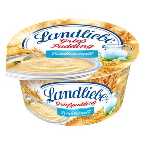 Grieß Pudding - (Rezept, Chefkoch, landliebe)
