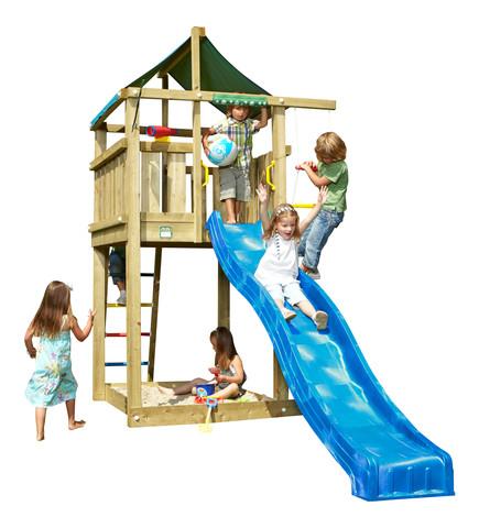 Suche Günstigen Spielturm Mit Rutsche Für Den Garten Weiß Jemand