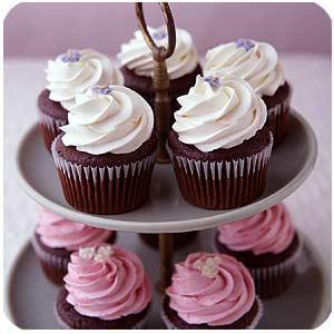 cupcakes  - (Rezept, backen, cupcakes)