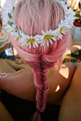Pastel Haare  - (Haare, Beauty, färben)
