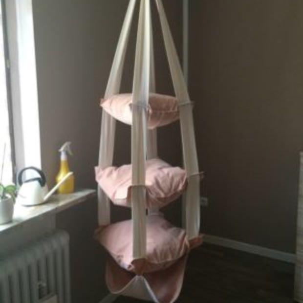 suche h ngekissen f r katze tiere katzen kater. Black Bedroom Furniture Sets. Home Design Ideas
