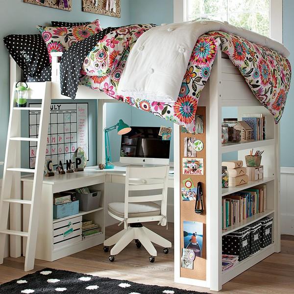 suche hochbett mit schreibtisch 3 kaufen zimmer bett. Black Bedroom Furniture Sets. Home Design Ideas