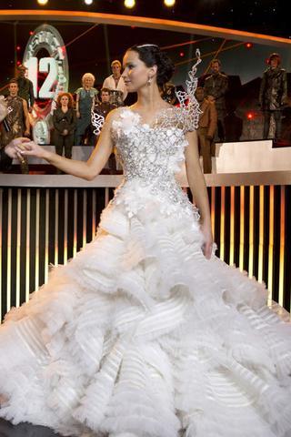 Suche Hochzeitskleid -Panem