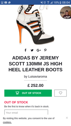promo code 07230 64b68 James Scott 130 mm Leather Boots - (Film, Schuhe, adidas)