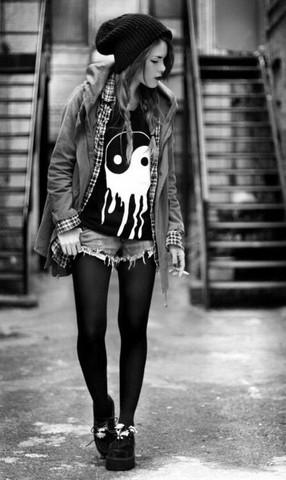 Suche gesamte Outfit - (suche , Outfit, Grunge)