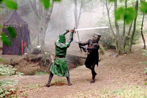 Schwerter - (Mittelalter, Kampf, Python)