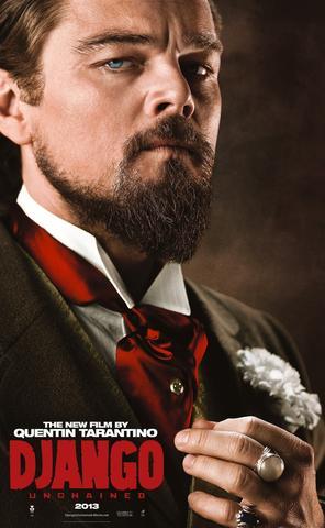 Filmposter Django Unchained - (Mode, Kleidung)
