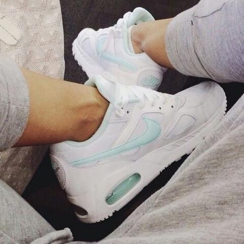 Nike Air Max Frauen Weiß