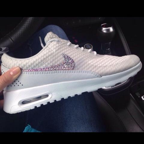 Nike schuhe mit glitzer damen