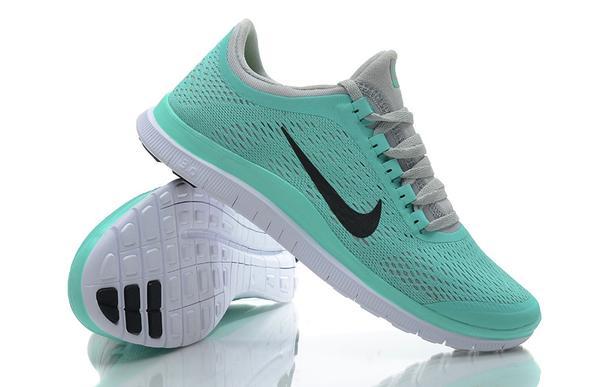 Nike Free 3.0 Türkis Damen
