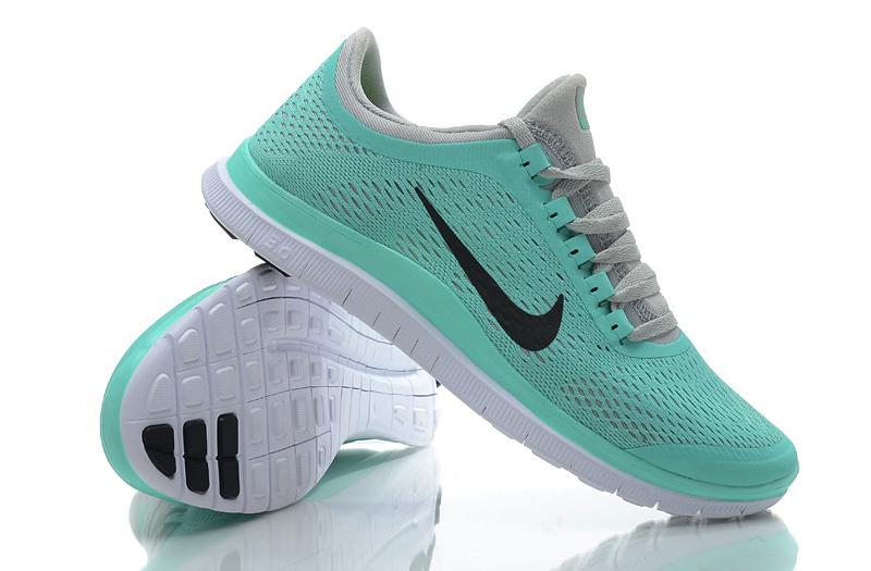 Nike Free Run 3.0 Türkis