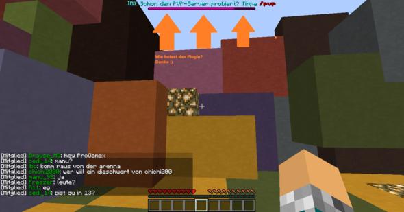 Das ist mal ein Screenshot - (Technik, Minecraft, Plugin)
